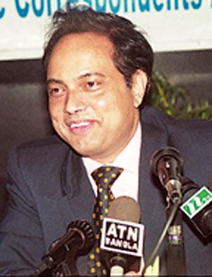 Anwar Choudhury, British High Commissioner to Bangladesh