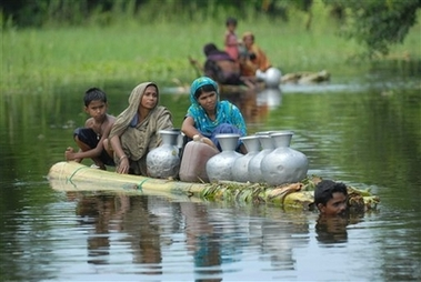 Bangladesh Flood 2007