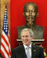 Bush in Vietnam