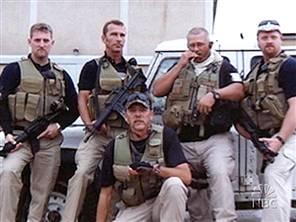 Contractors in Iraq