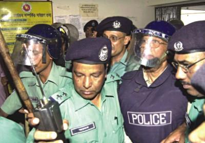Mohiuddin AKM Ahmed in Bangladesh