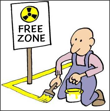 Nuclear Free Zone